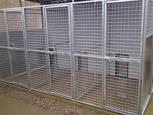 Dog Kennel Gate Panel